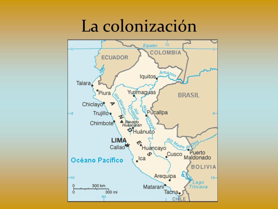 La colonización