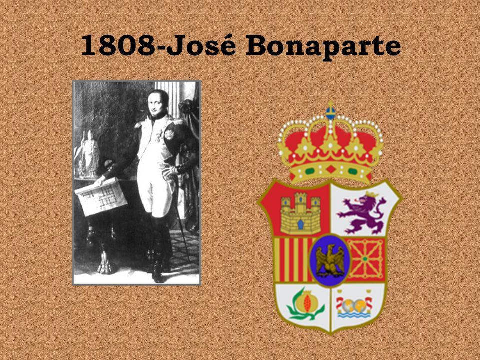 1808-José Bonaparte