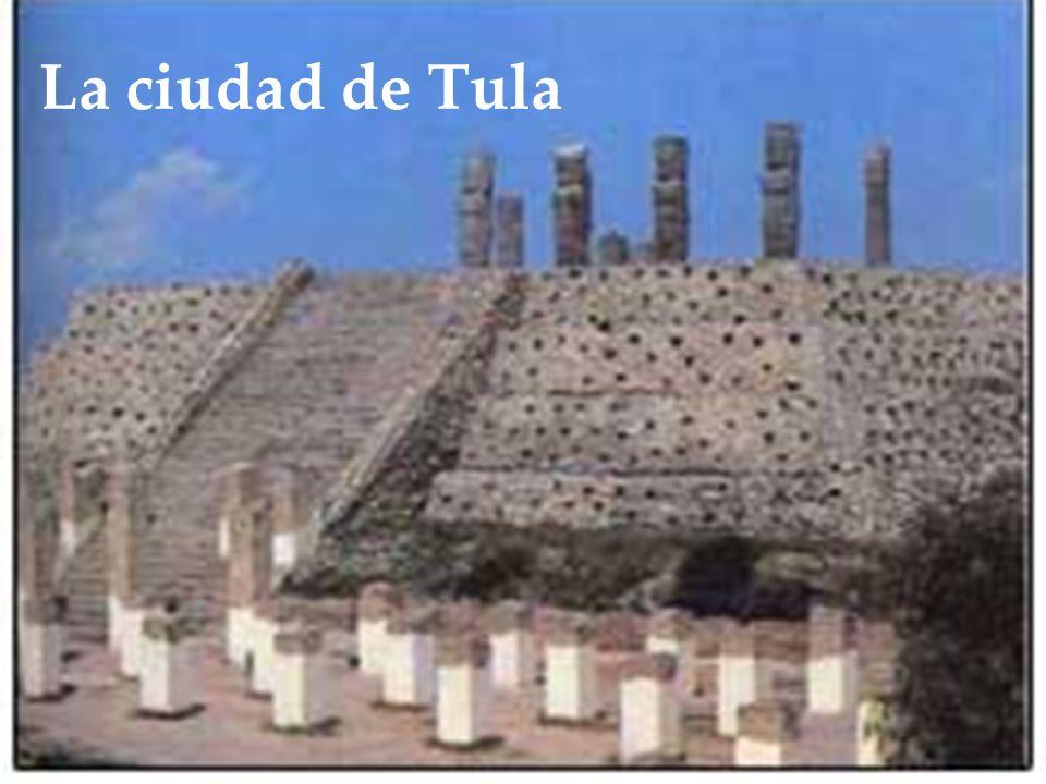 La ciudad de Tula
