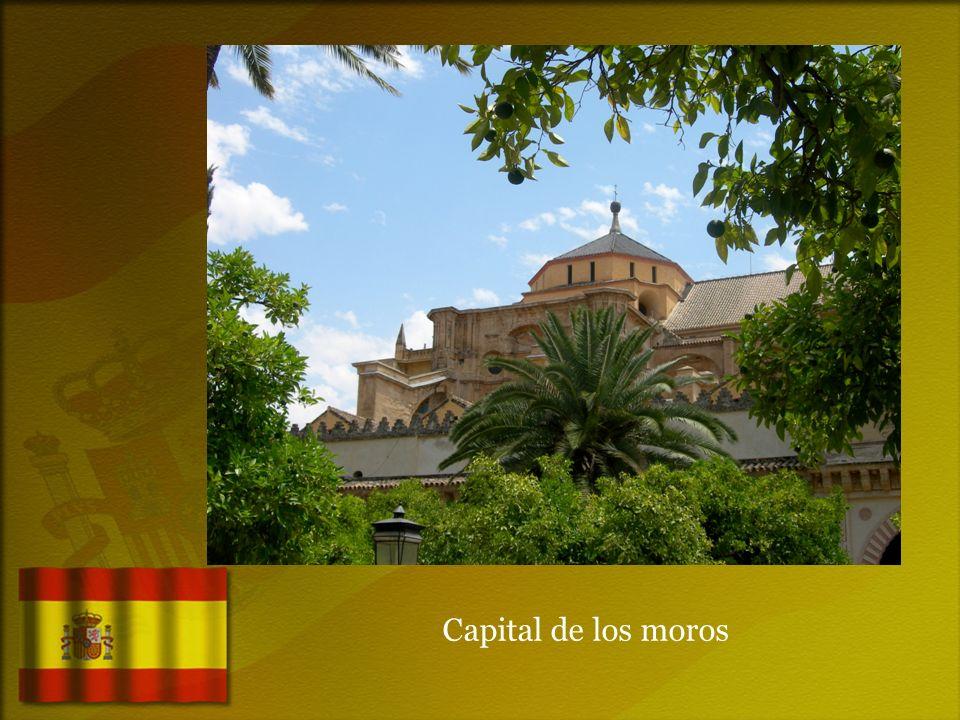 Capital de los moros