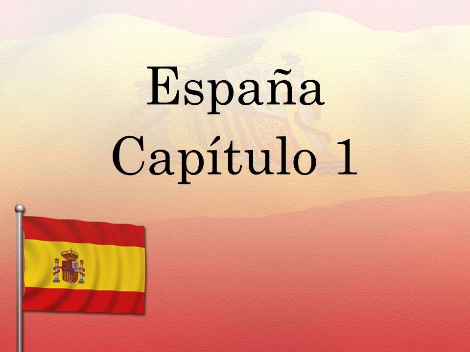 España Capítulo 1