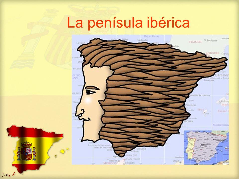 La penísula ibérica