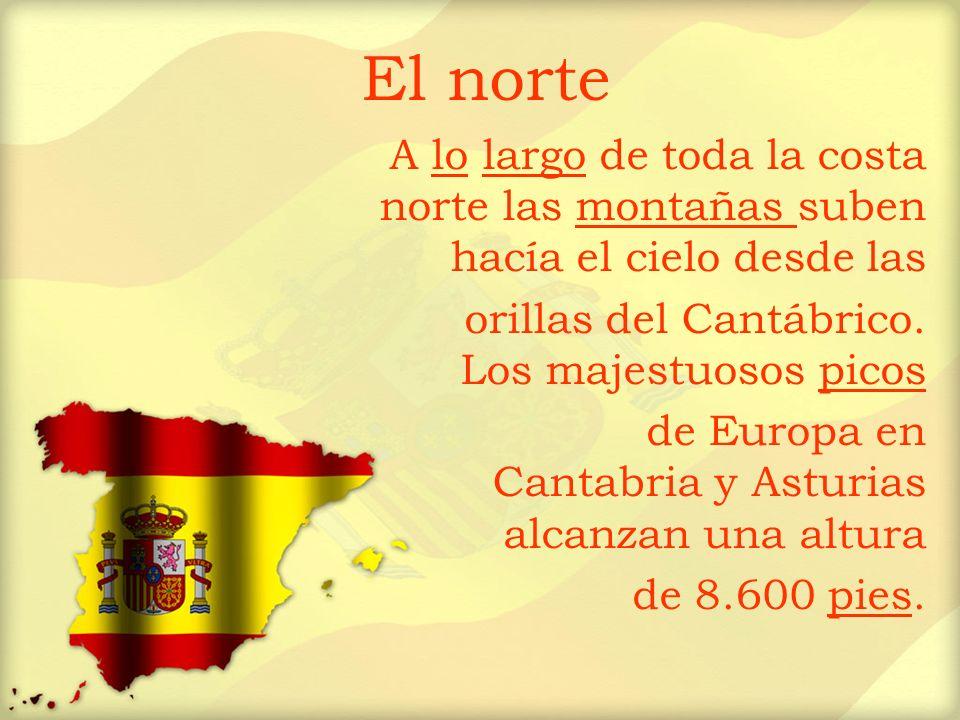 Madrid En Madrid,  la capital hay un refrán que dice que allí hay seis meses de invierno y seis meses de infierno.