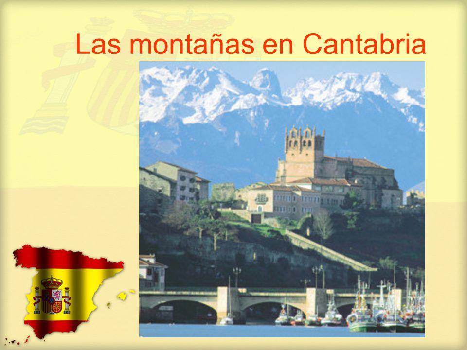 Las montañas en Cantabria