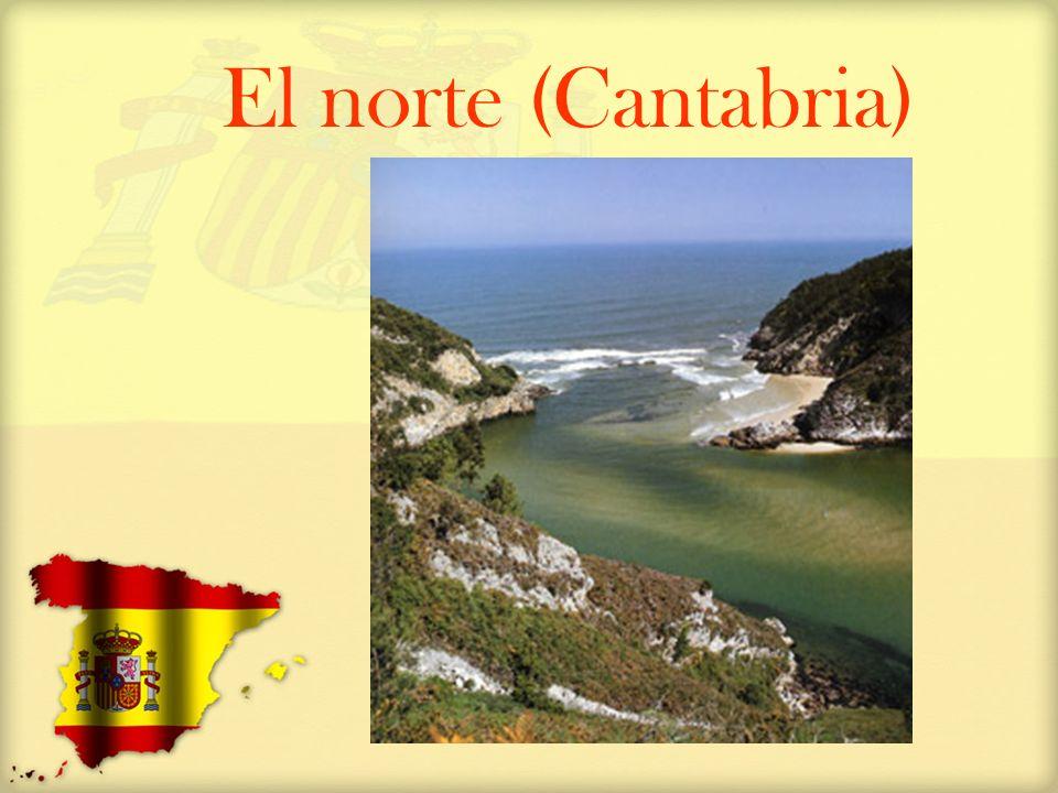 Galicia En Galicia, la pintoresca región del noroeste,hay mucha neblina y llueve mucho.
