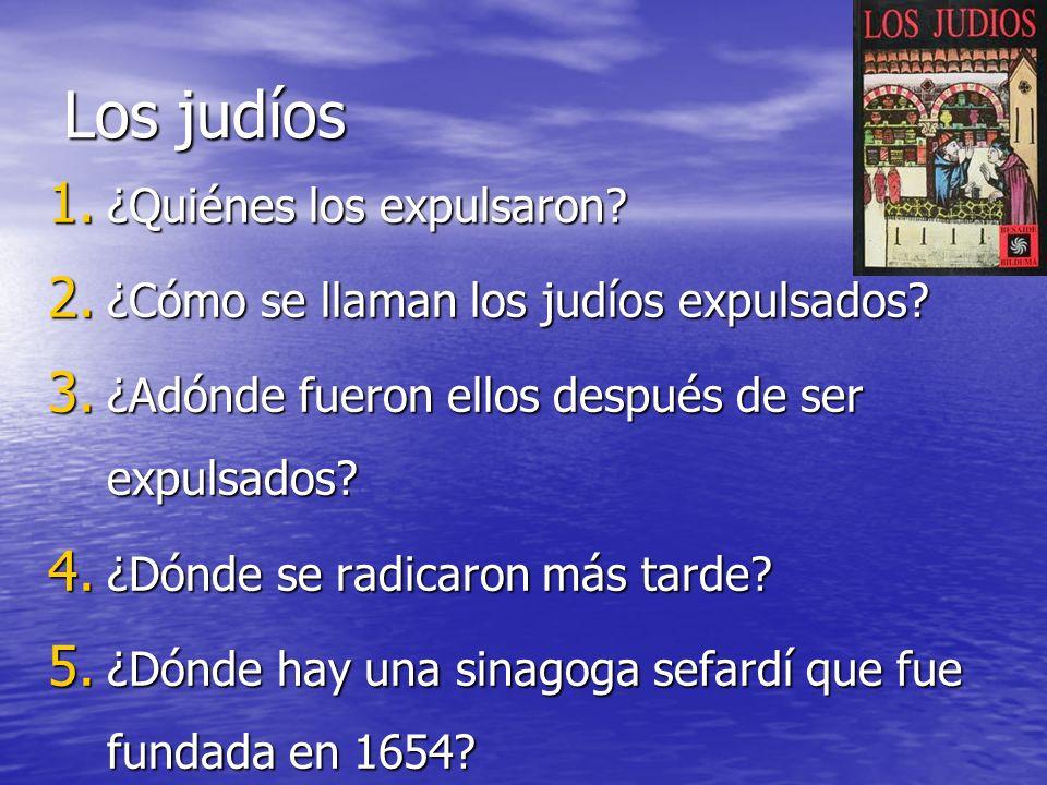 ¿Los judíos en Nueva México.Son descendientes de judíos españoles.