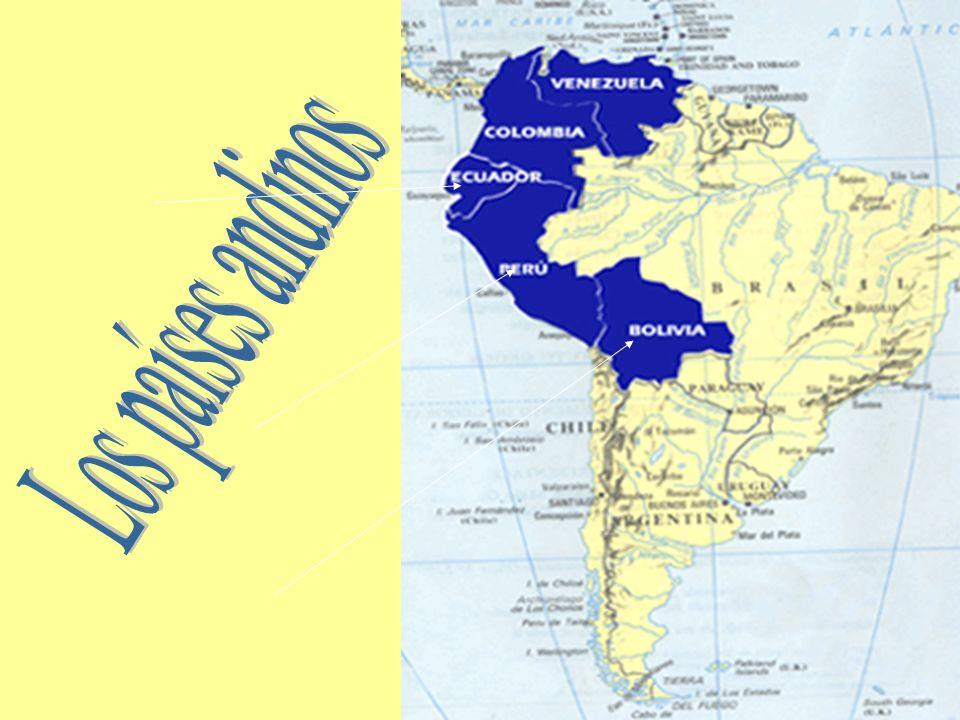 Pensar en los países Ecuador o Perú es pensar en bellos paisajes andinos.
