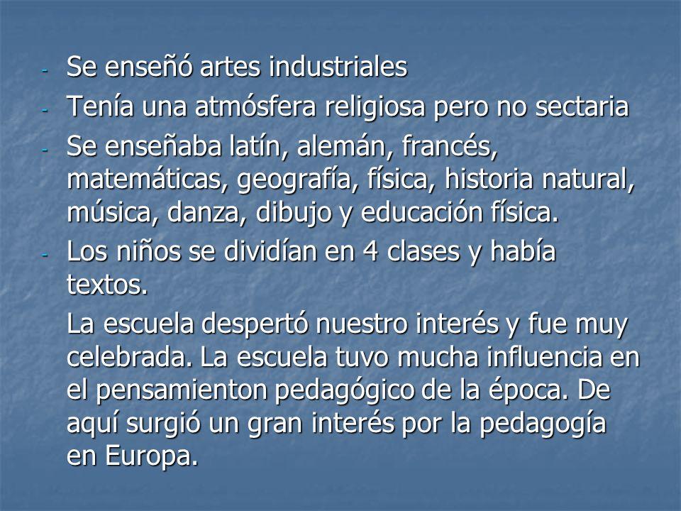 Los Elementos Más Valiosos de la Filosofía Educativa de Rousssau 1.