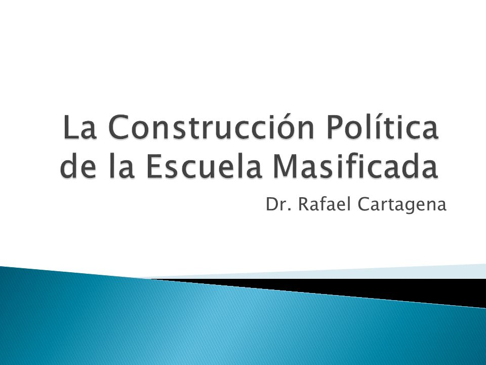 Dr. Rafael Cartagena