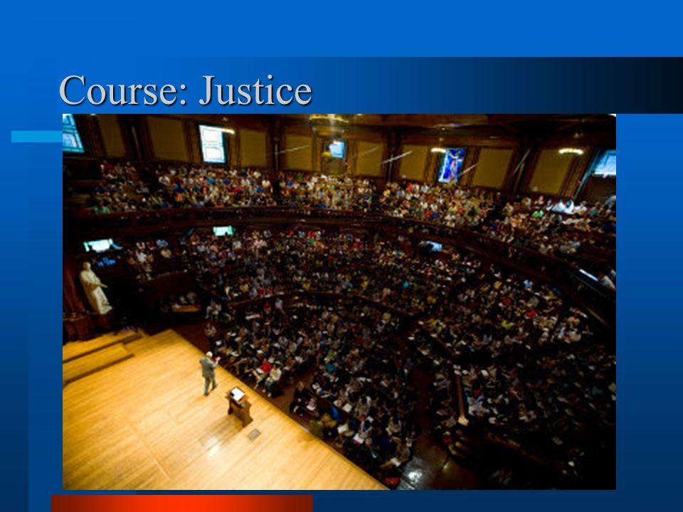 JusticeHarvard.org Guía de episodios –2 discursos por separado –Youtube Guía de discusión –Principiantes –Avanzados Lecturas