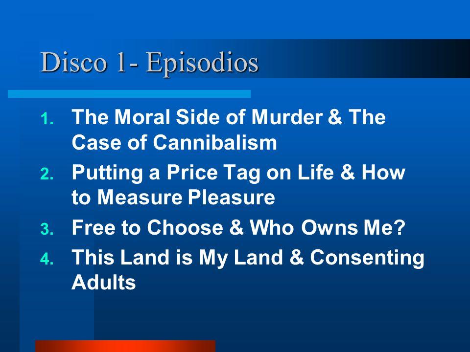 Disco 2 - Episodios 5.Hired Guns. & For Sale: Motherhood 6.