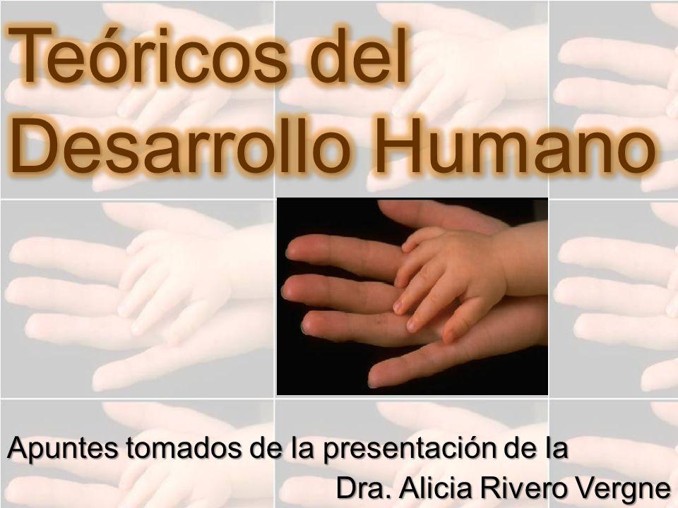Apuntes tomados de la presentación de la Dra. Alicia Rivero Vergne