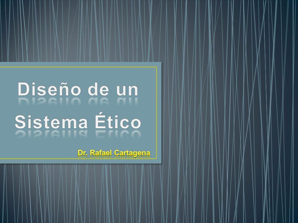 Es necesario plantear los siguientes asuntos éticos generales para diseñar entonces un sistema moral: 1.Consecuencialismo vs.