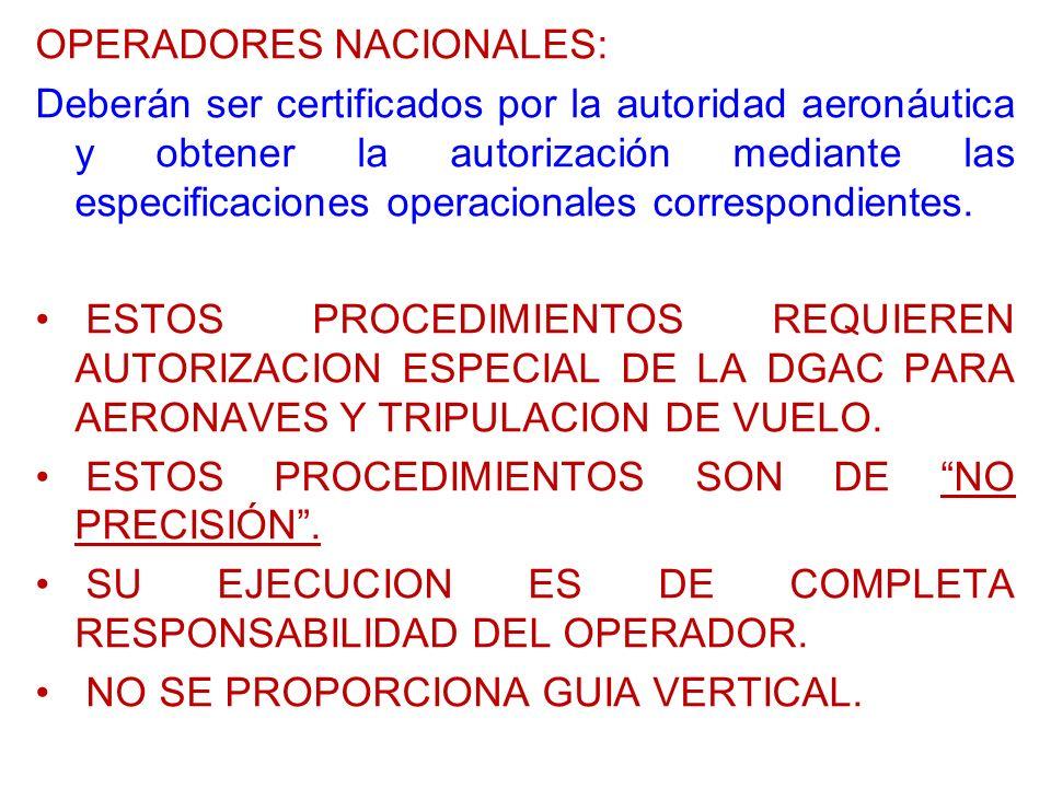 INFORMES TÉCNICOS DE ORGANISMOS NACIONALES E INTERNACIONALES CALIFICADOS PARA EMITIR CRITERIOS 3