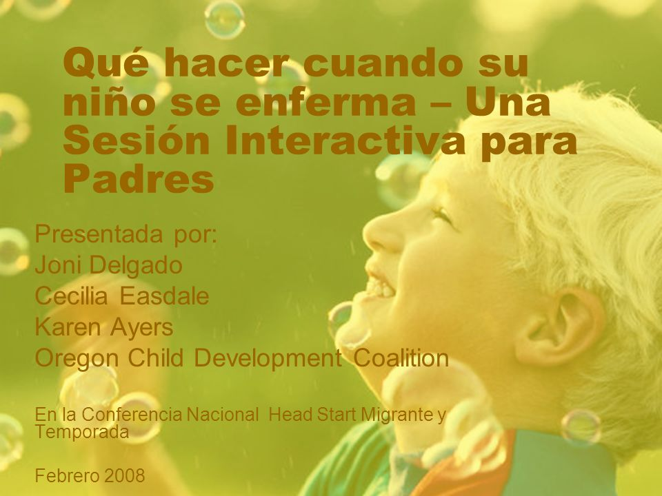 Oregon Child Development Coalition www.ocdc.net