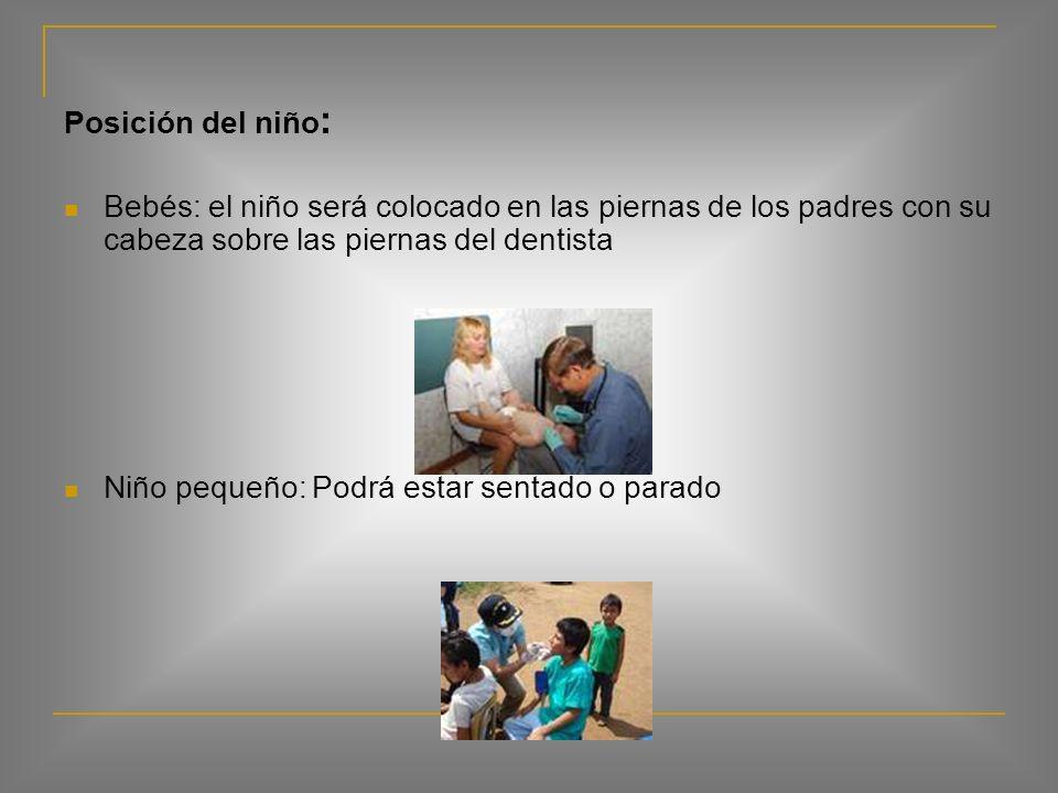 Aplicaciones de fluoruro (Pág. 52) El fluoruro ayuda a prevenir y detener la caries que ya ha comenzado. Este puede ser usado en bebés desde el moment