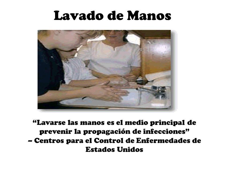 Lavarse las manos con regularidad y apropiadamente puede ayudar a prevenir….