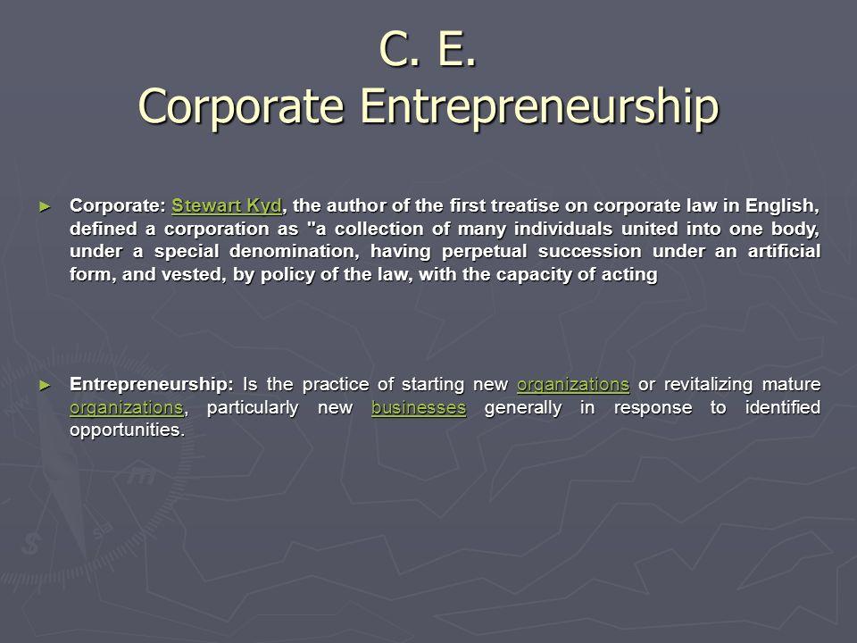 Corporate Entrepreneurship Corporate Entrepreneurship Regeneración sostenida Regeneración sostenida Rejuvenecimiento organizacional Rejuvenecimiento organizacional Renovación estratégica Renovación estratégica Ámbito de redefinición Ámbito de redefinición(Covin) Aprendizaje Organizacional Aprendizaje Organizacional Aprendizaje adquirido Aprendizaje adquirido Aprendizaje Aprendizajeexperimental (Zahra, Covin, Miles, ) Componentes del Nuevo Conocimiento Componentes del Nuevo Conocimiento Tecnológico Tecnológico EspecializadoEspecializado Integrativo Integrativo CombinativoCombinativo Explotativo o Hazaña Explotativo o Hazaña usouso(Zahra) Enfocado a la Implementación Enfocado a la Implementación Influenciando el conocimiento Influenciando el conocimiento Recombinando y extendiendo Recombinando y extendiendo Importando nuevo conocimiento para crear valor a las actividades Importando nuevo conocimiento para crear valor a las actividades 1a 1b 3b 2 3a 4 5 5b 6b 7 8 9 Retroalimentación Relación entre estrategia de C.