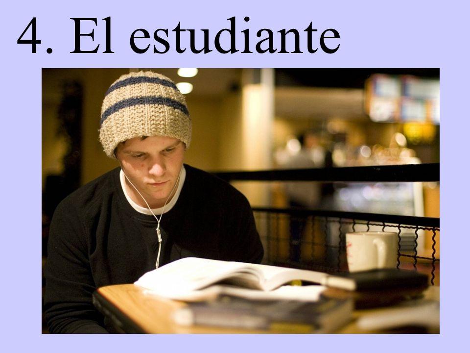 4. El estudiante