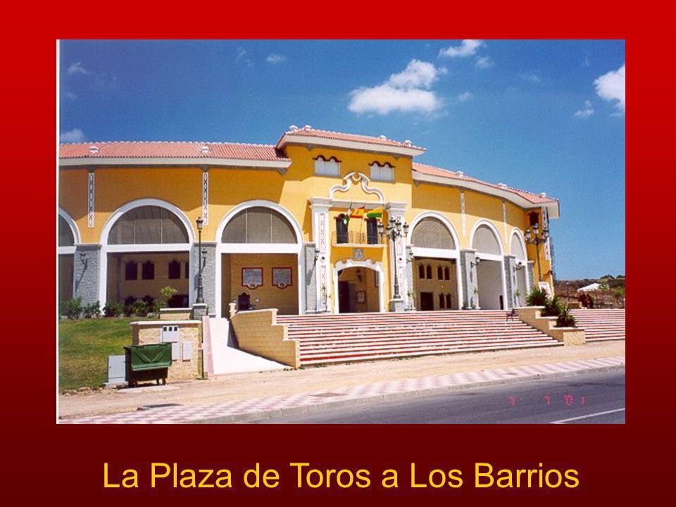 La Plaza de Toros a Los Barrios