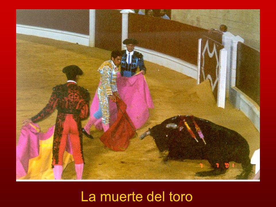 La muerte del toro