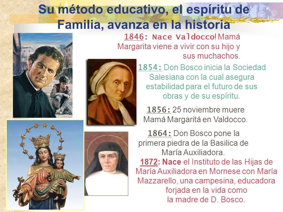 7. Modelo de Vida para todos MARGHERITA OCCHIENA (1788- 1856) (68 a ñ os de vida plena) Al acoger a Benedicto XVI este verano, en el Valle de Aostra,