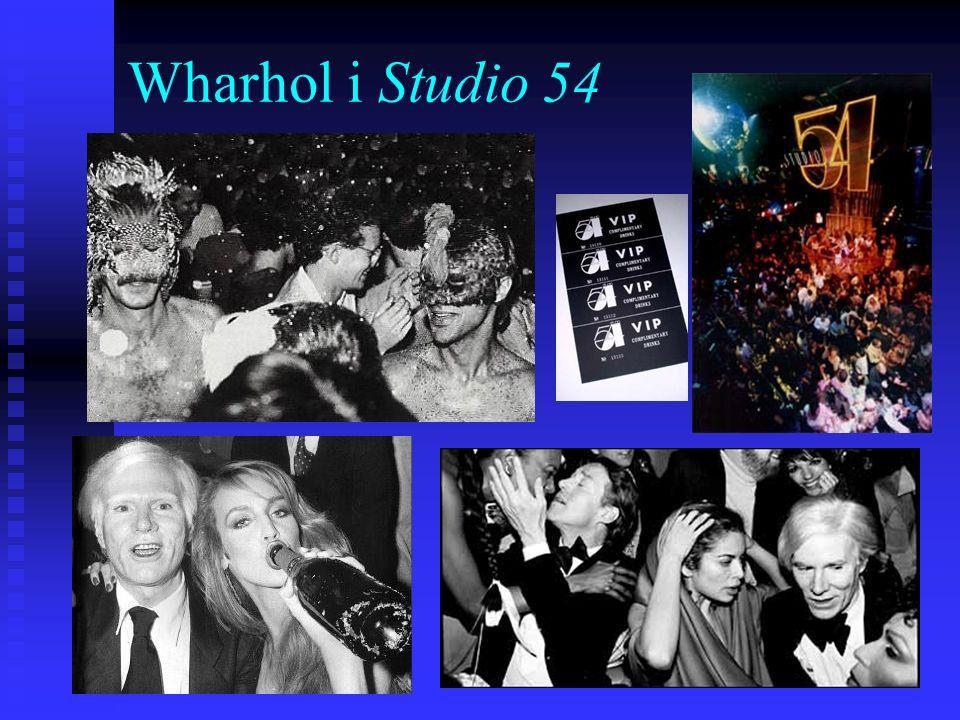 Wharhol i Studio 54