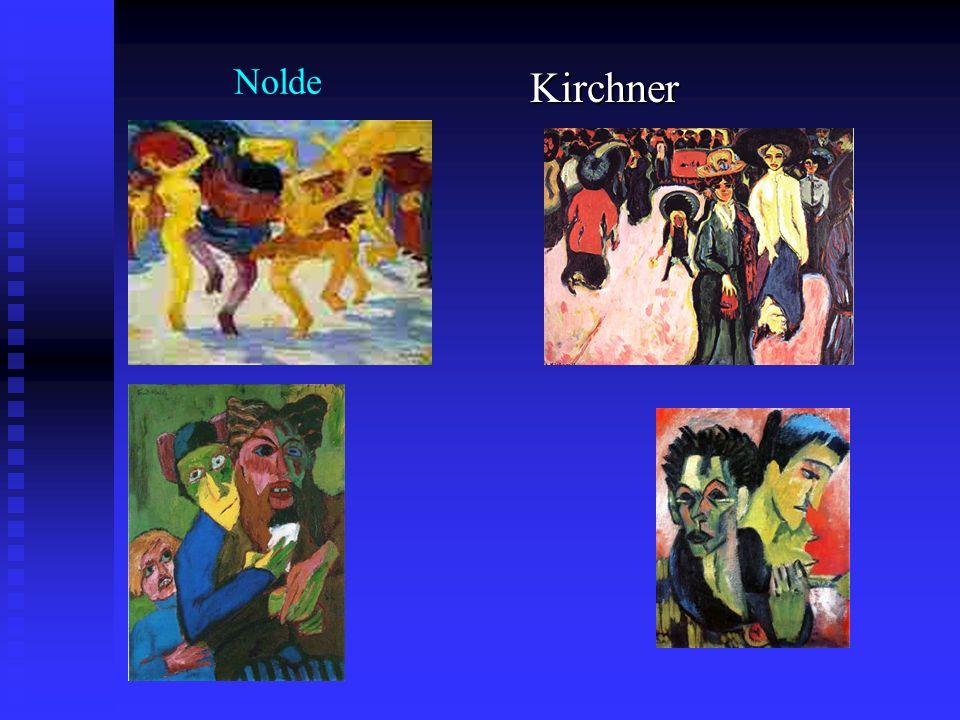 Nolde Kirchner