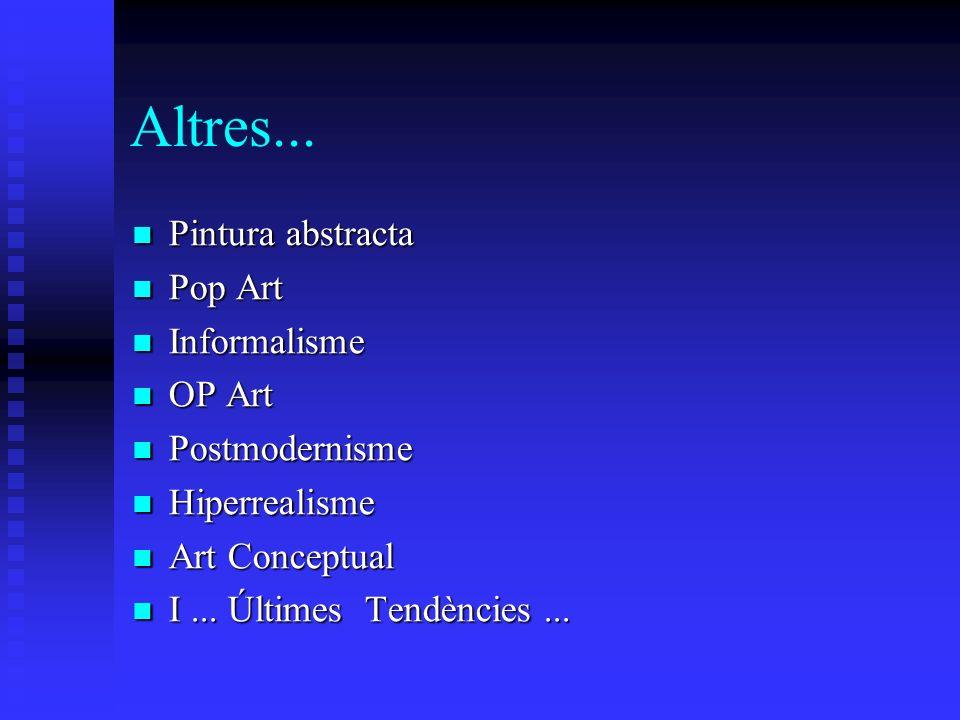 Munch influirà en el grup die Brücke Munch influirà en el grup die Brücke Art interior, angoixat, inquiet...
