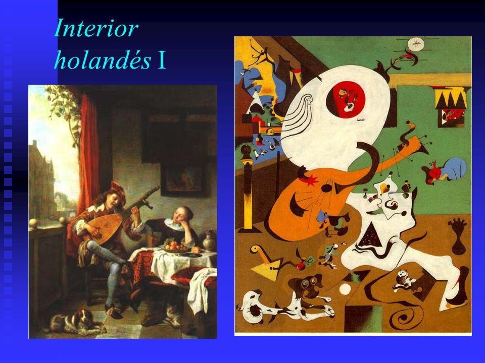Interior holandés I