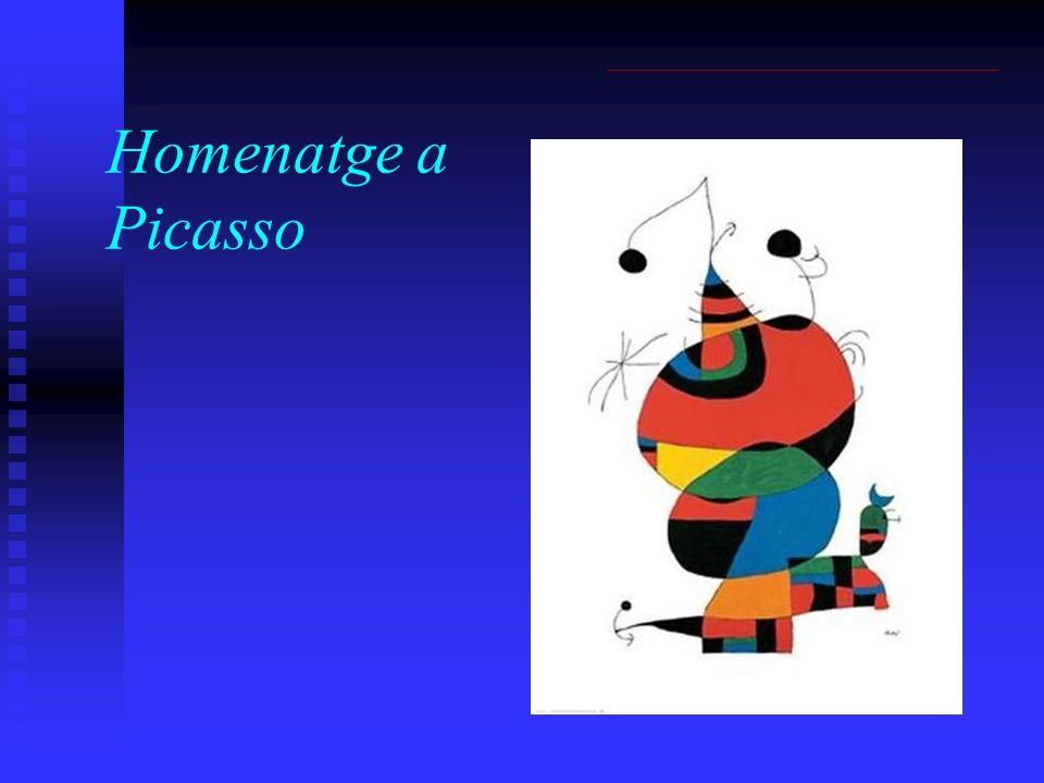 Homenatge a Picasso