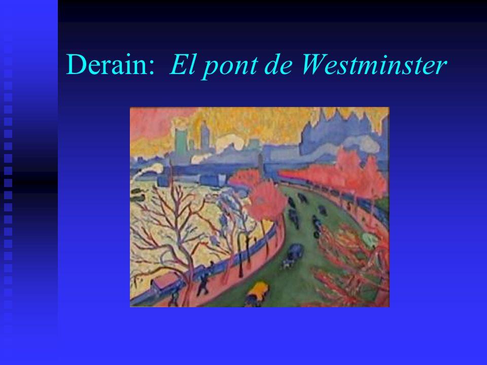 Derain: El pont de Westminster
