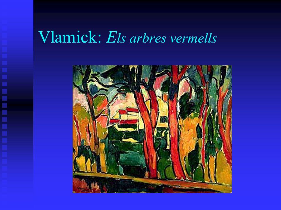 Vlamick: E ls arbres vermells