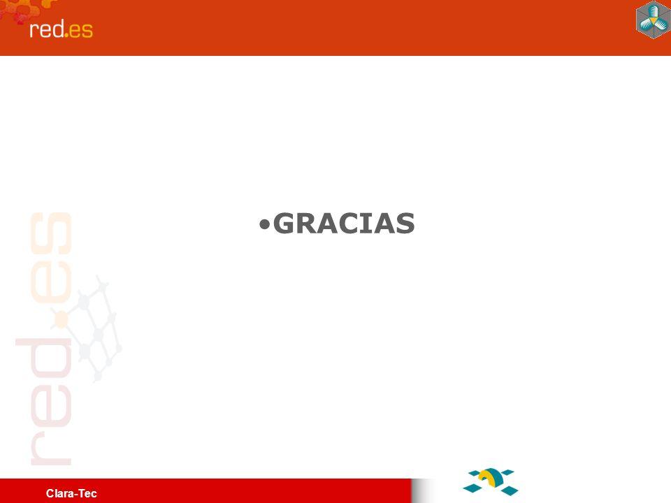 Clara-Tec GRACIAS
