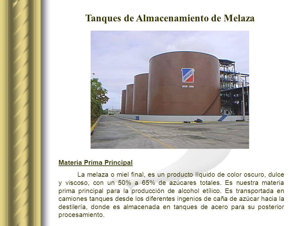 Brugal & Co., C. por A. División Destilería Esta dedicada a la producción de alcohol, materia prima básica de nuestras principales empresas. Situada e