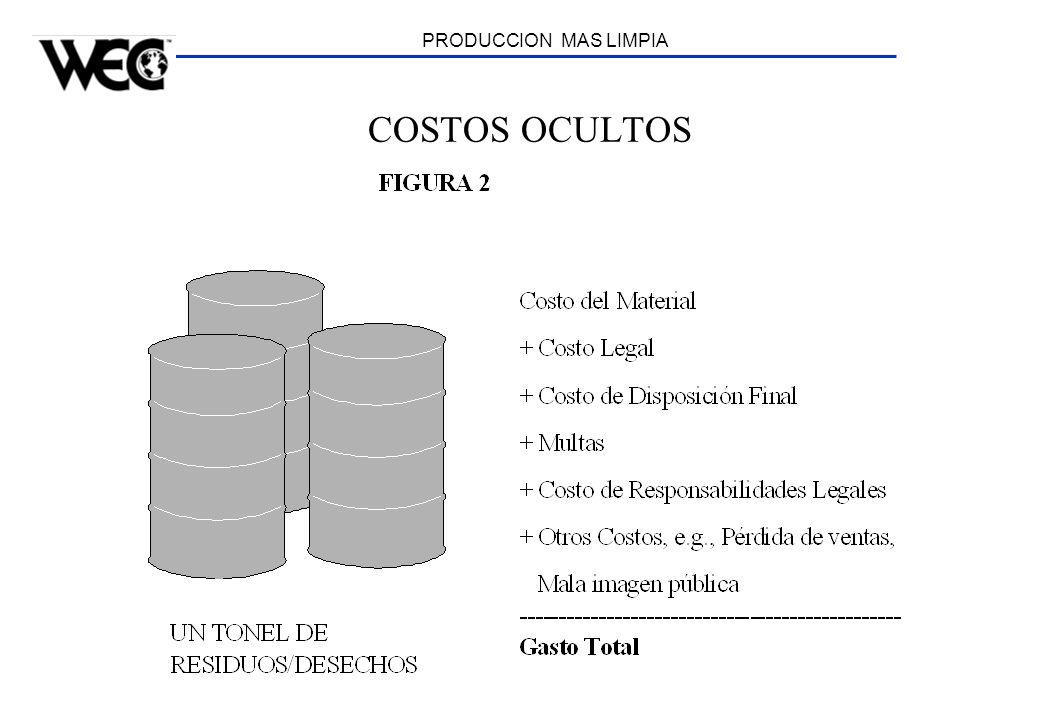 COSTOS OCULTOS