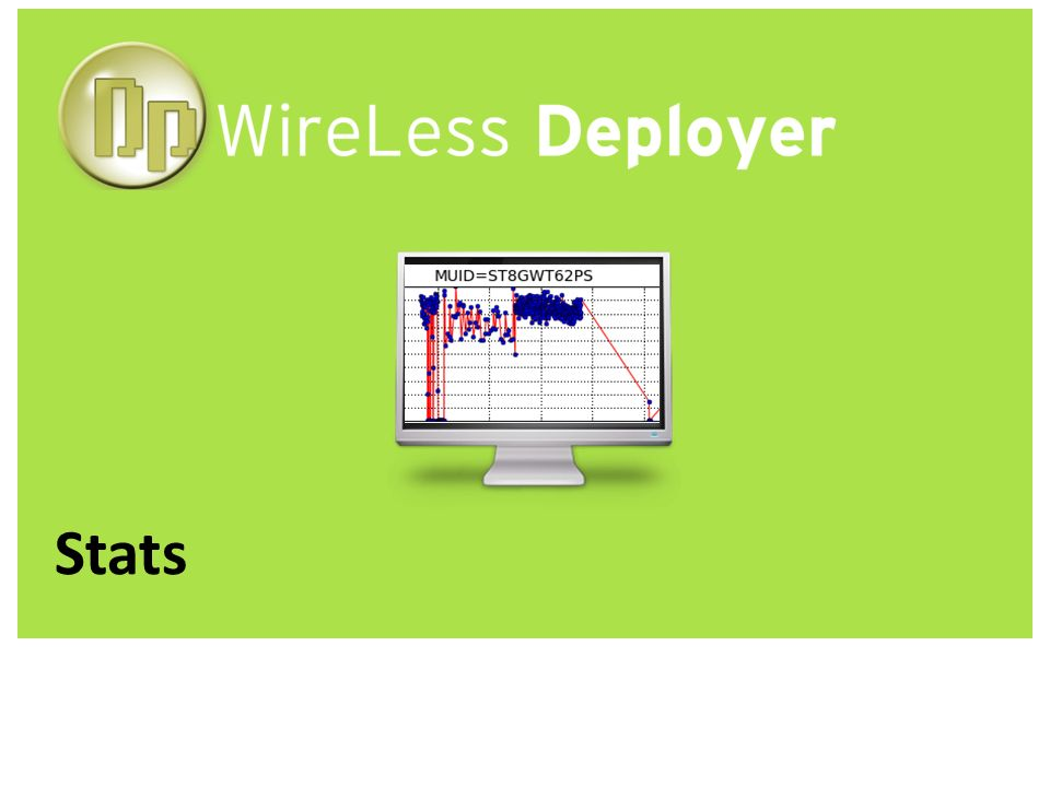 WireLess Deployer www.softogo.com Stats
