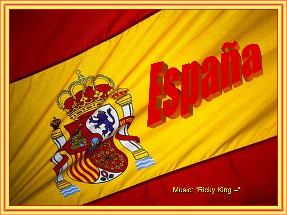 Music: Ricky King –