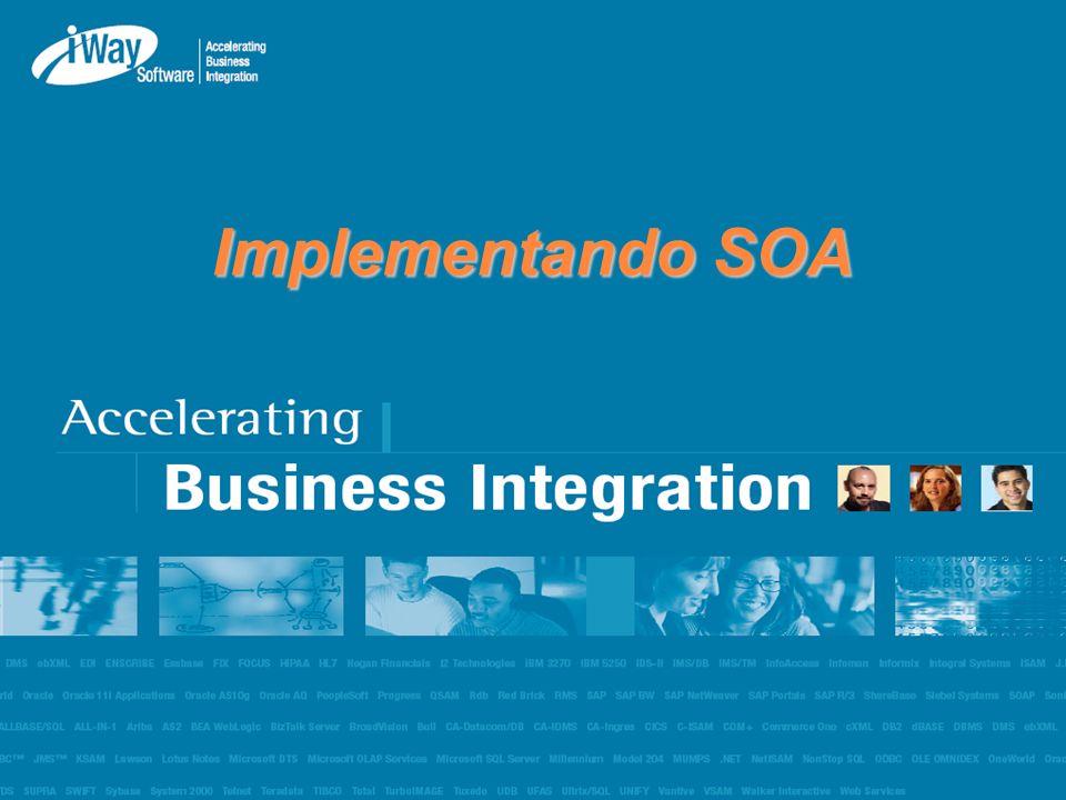 Implementando SOA