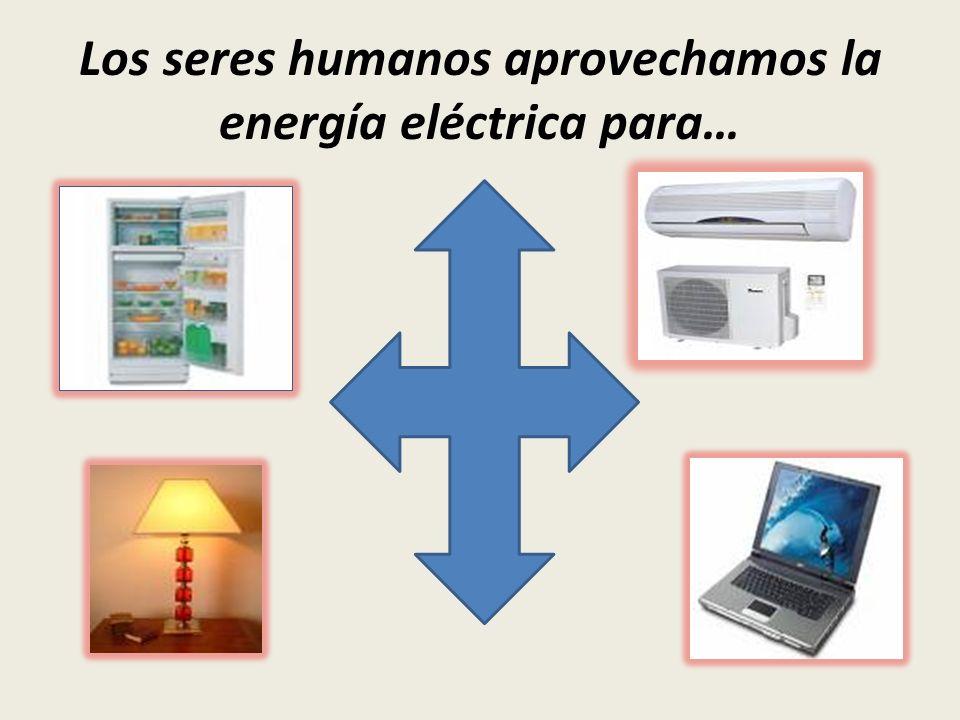 La energía no se puede percibir directamente, pero sí podemos sentir sus manifestaciones o efectos: calor, luz, movimiento y sonido.