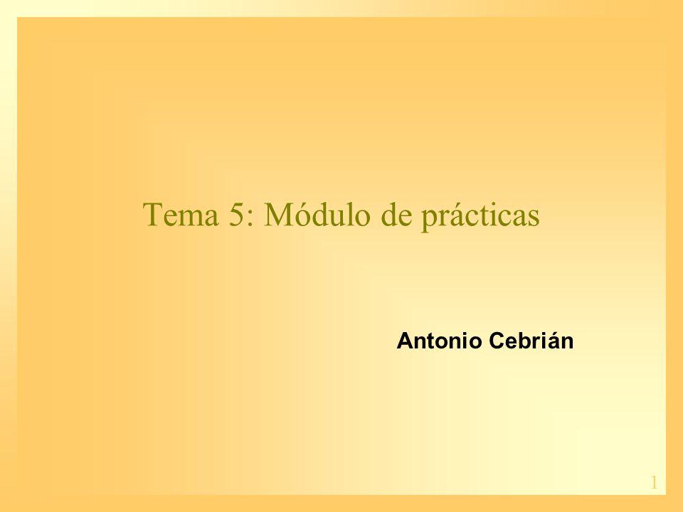 12 1. Diagrama de bloques y esquemático Módulo de prácticas: –µC.
