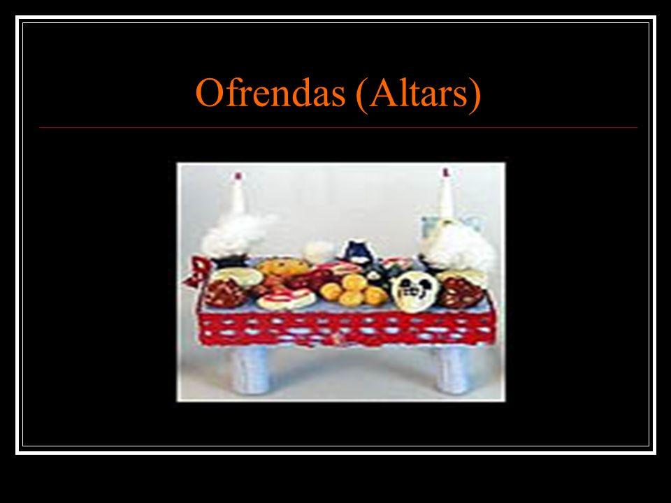 Ofrendas (Altars)