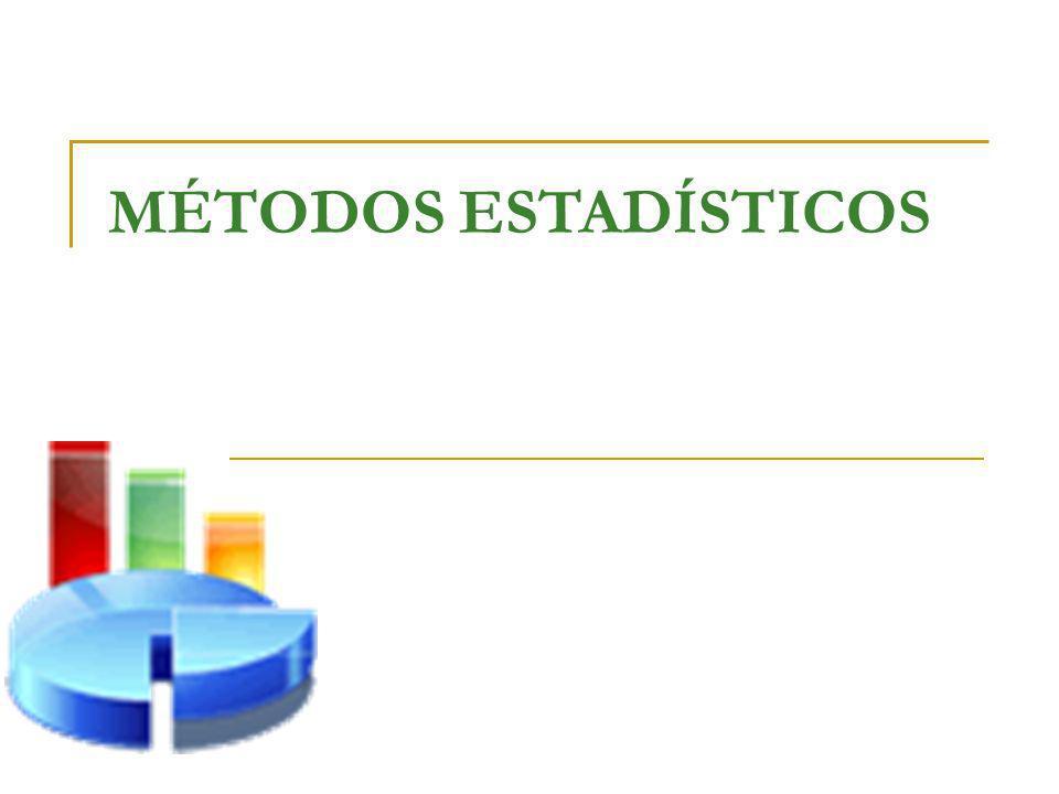 TIPOS DE ESTADISTICA Descriptiva: Método de recolectar, organizar, resumir y presentar los datos en forma informativa.