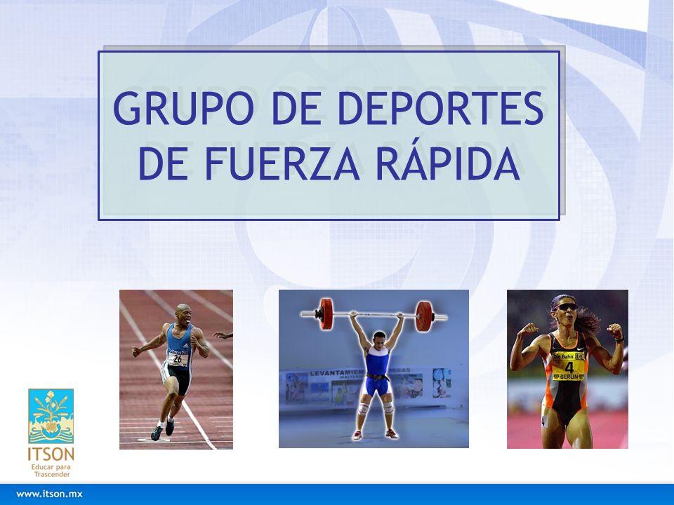 Características establecidos para el grupo: Los planes de entrenamiento presentan estructuras similares en su corta duración y en los medios de obtención de las formas deportivas de los atletas.