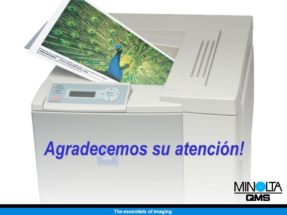 The essentials of imaging Agradecemos su atención!