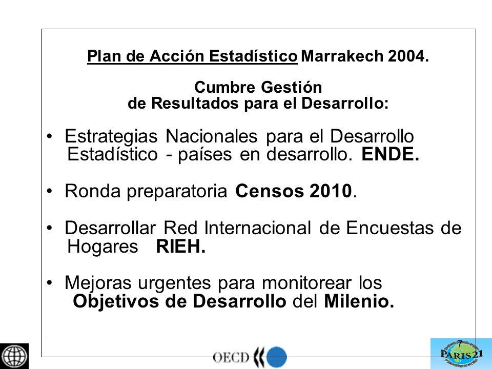 Agenda en América Latina Avanzar con la expansión del DDI en los sistemas estadísticos nacionales –ONE´s se encuentran expandiendo el DDI como rectores del SEN –Verificación de la calidad de la documentación 28