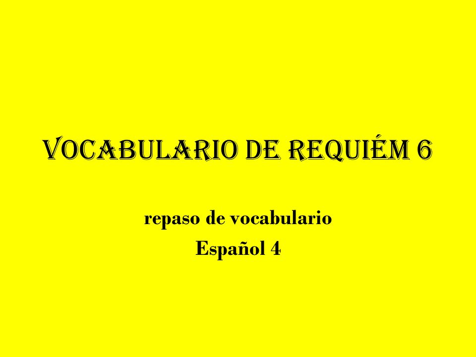 Definición: Español: Inglés: Los productos xxxxx xxxx