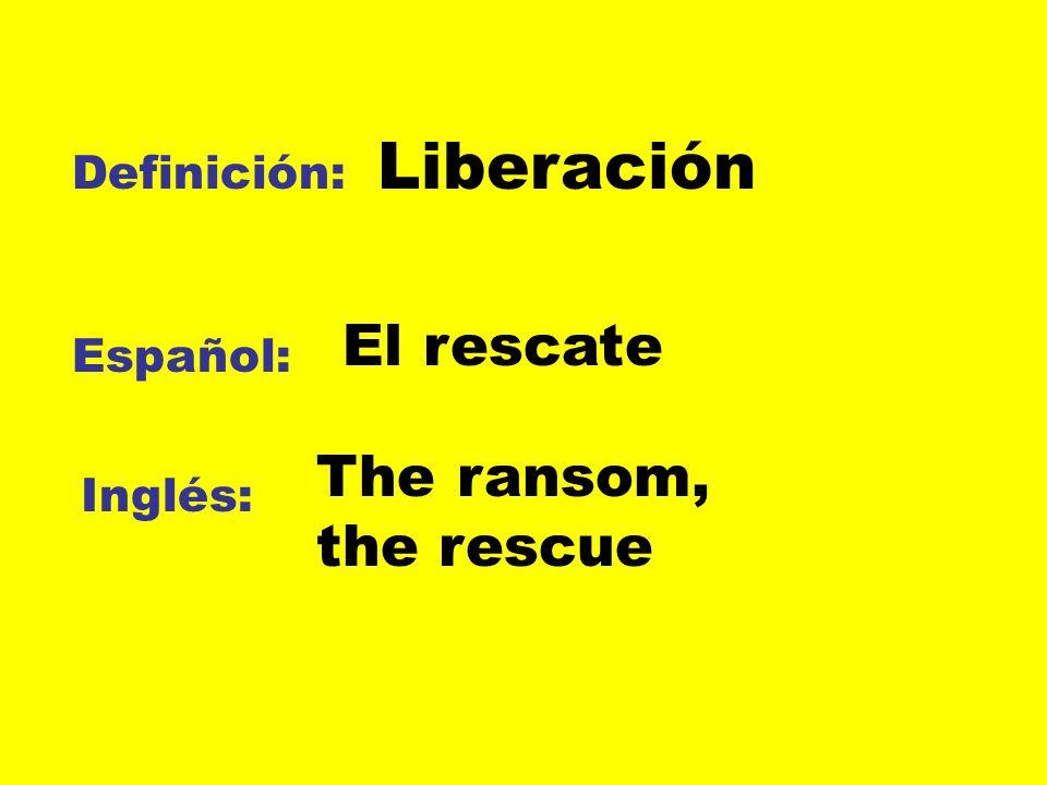 Definición: Español: Inglés: Esperar con confianza Confiar en To trust, to confide in
