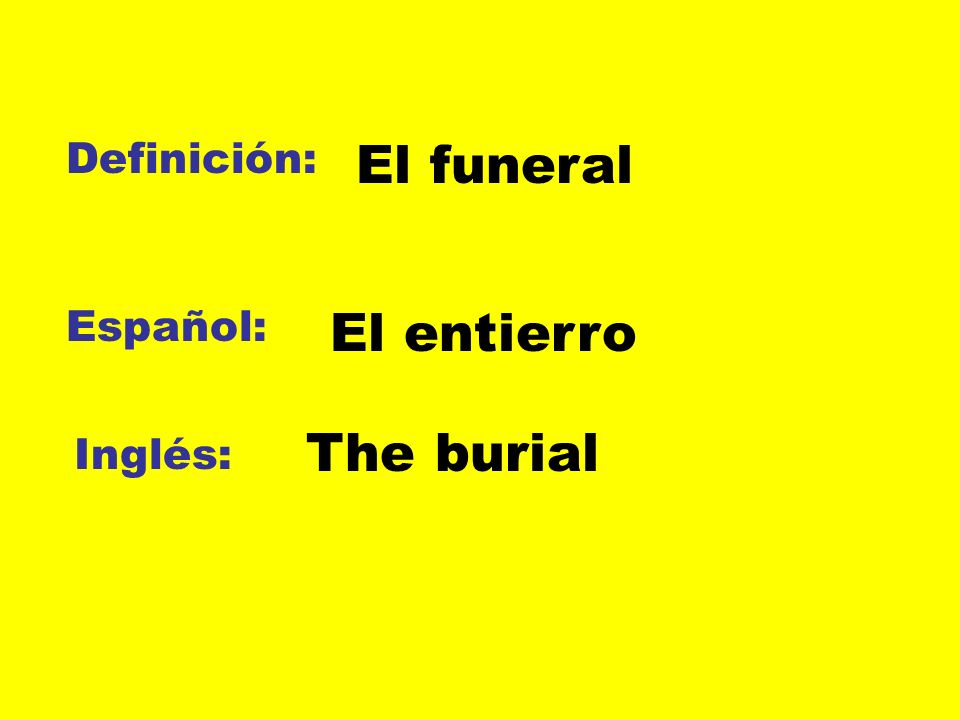 Definición: Español: Inglés: Semejante a Parecido a Similar to
