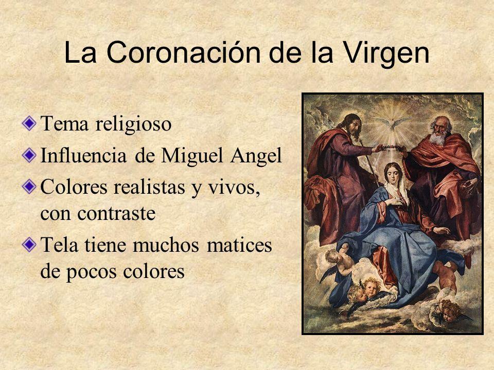 Comparación de Pinturas: La Coronación de la Virgen